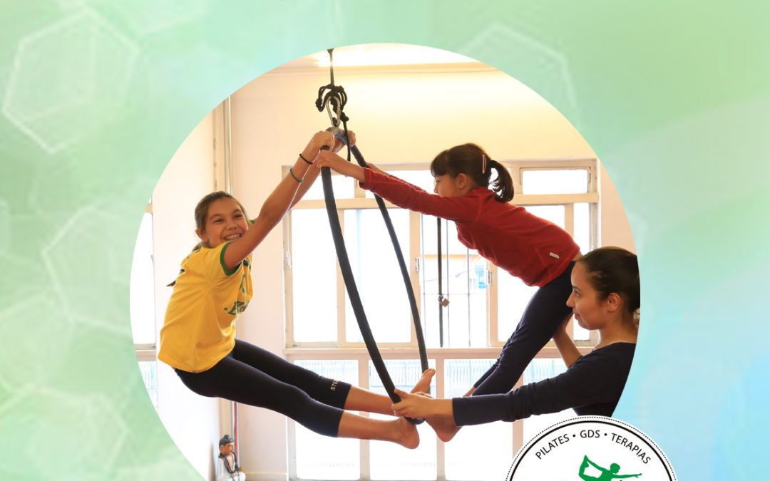 PILATES SUSPENSUS INFANTIL